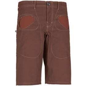 E9 Rondo Shorts Heren, bruin
